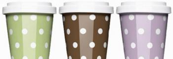 Kaffee mit Schuß zum warm werden & warten
